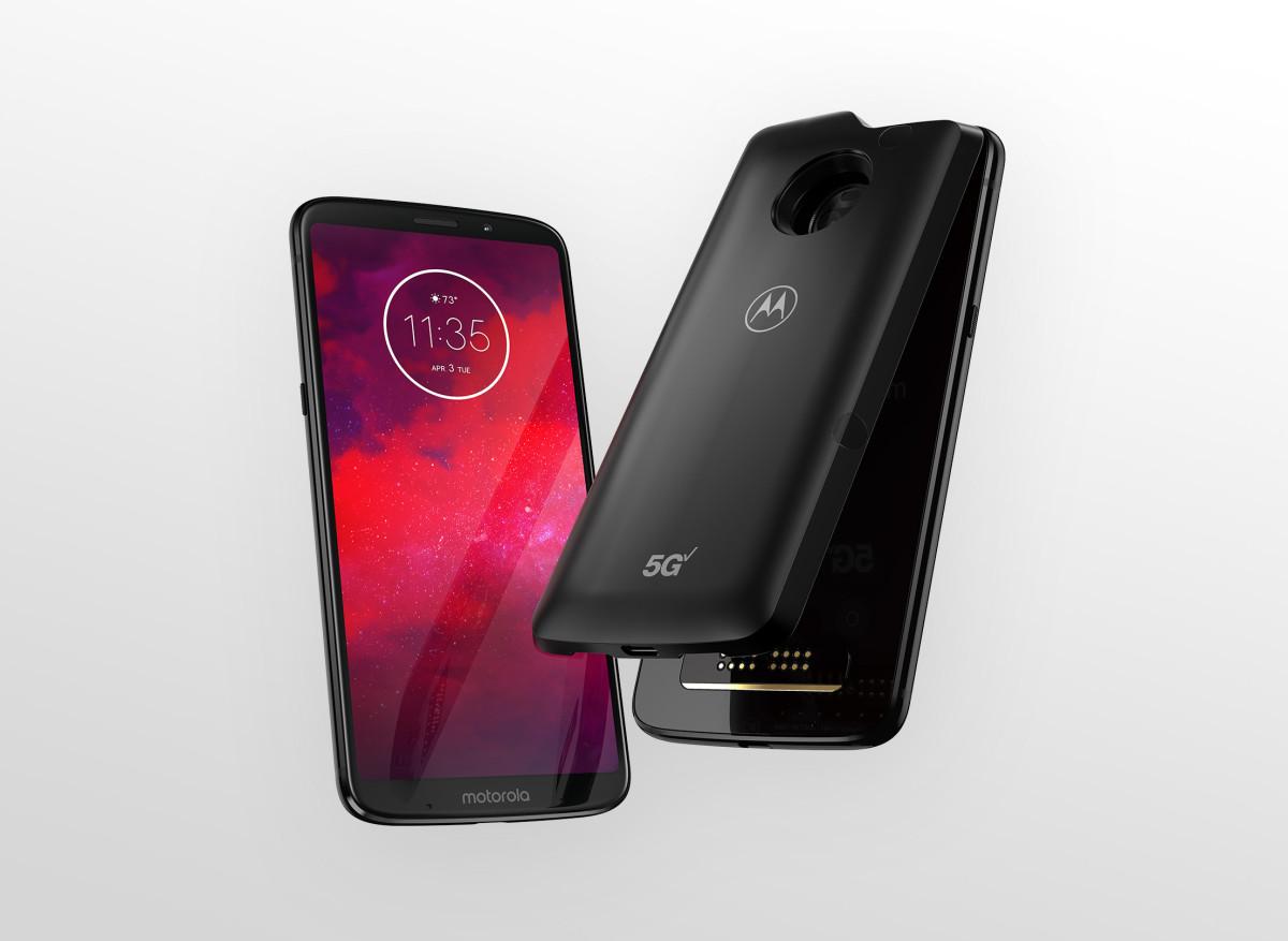 Motorola 5G add-on