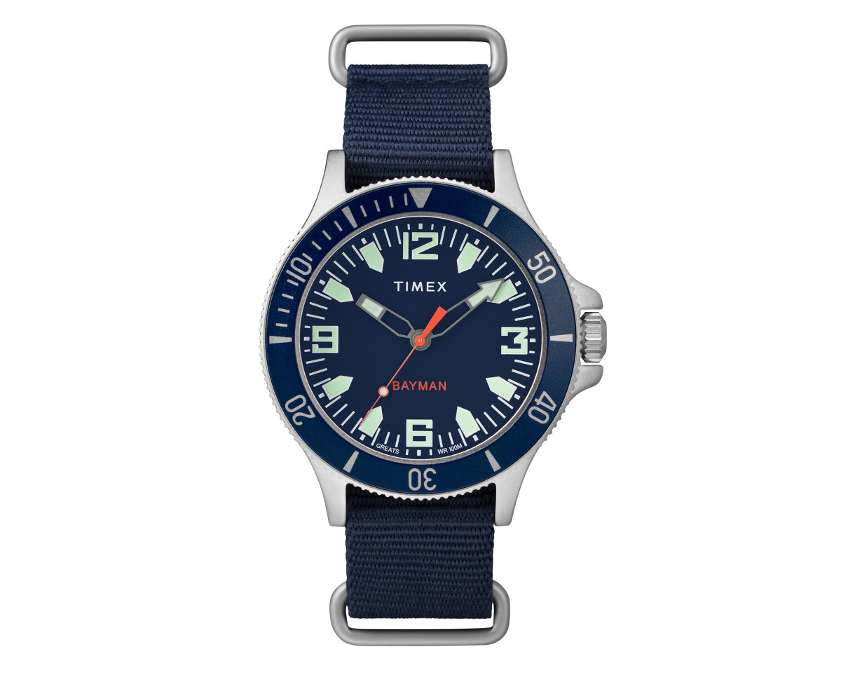 Greats teams up with Timex for their first watch