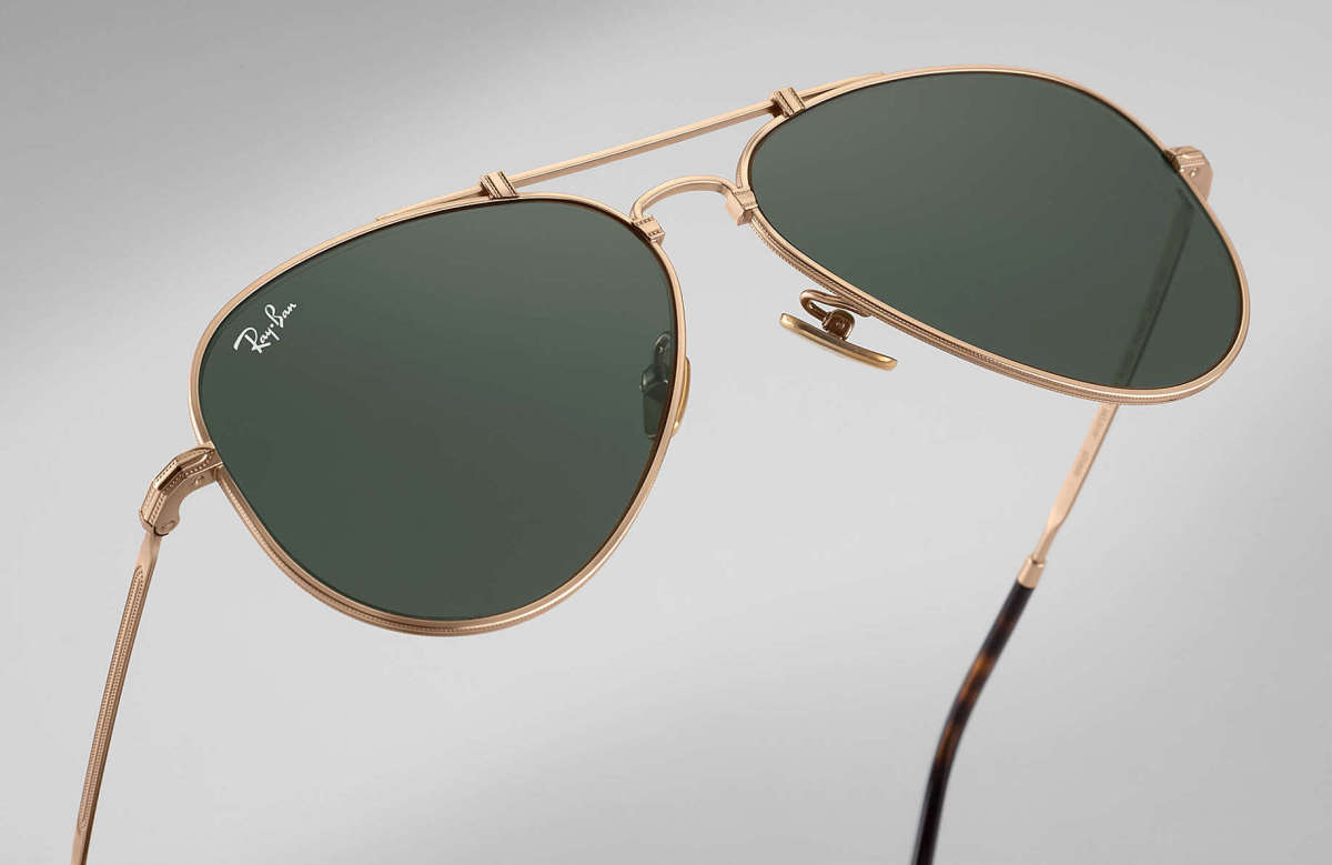 Ray-Ban Made in Japan Titanium Collection