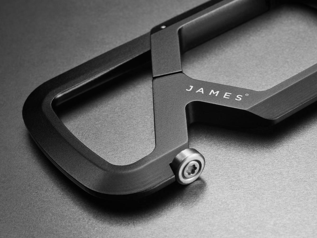 James Brand Mehvill Carabiner