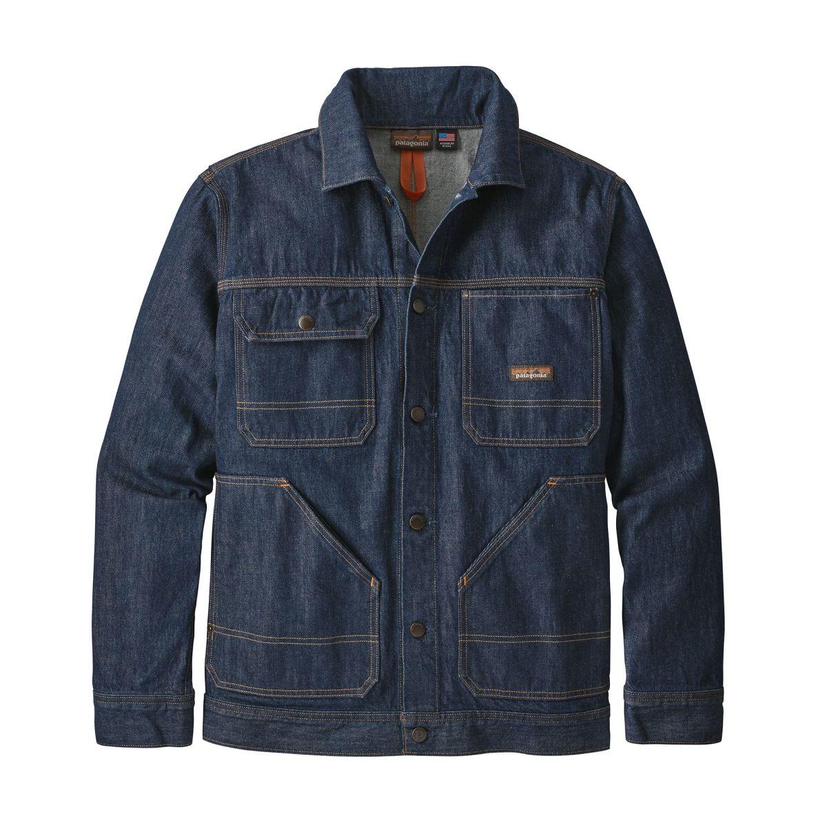 Patagonia Steel Forge Denim Jacket