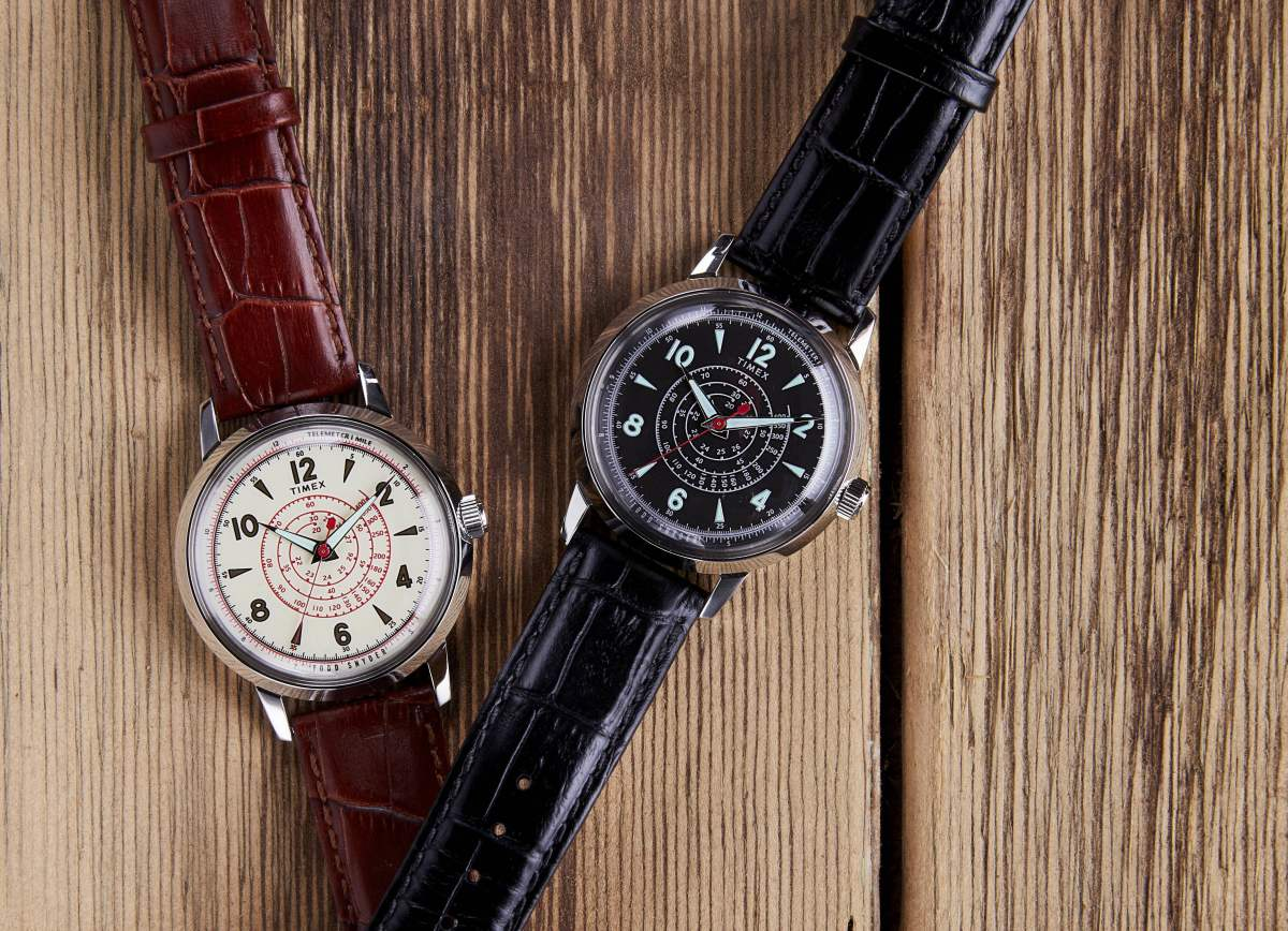 Todd Snyder and Timex launch their latest watch, the Beekman