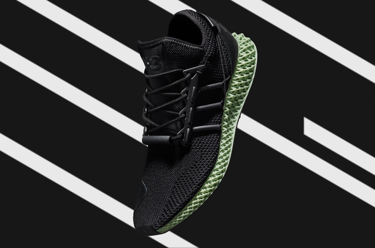 info for a5743 21462 adidas Y-3 Runner 4D II