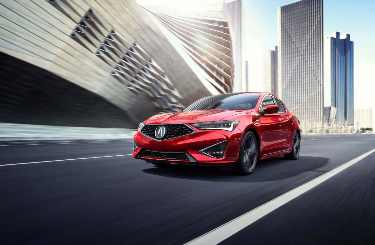 Acura's 2019 ILX debuts a bold refresh and a new A-Spec ...