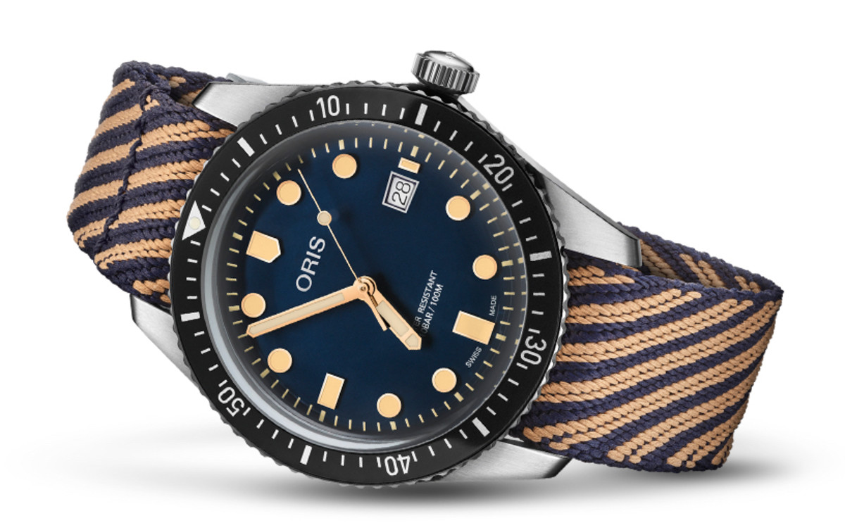 Oris World Clean-Up Day Divers Sixty Five