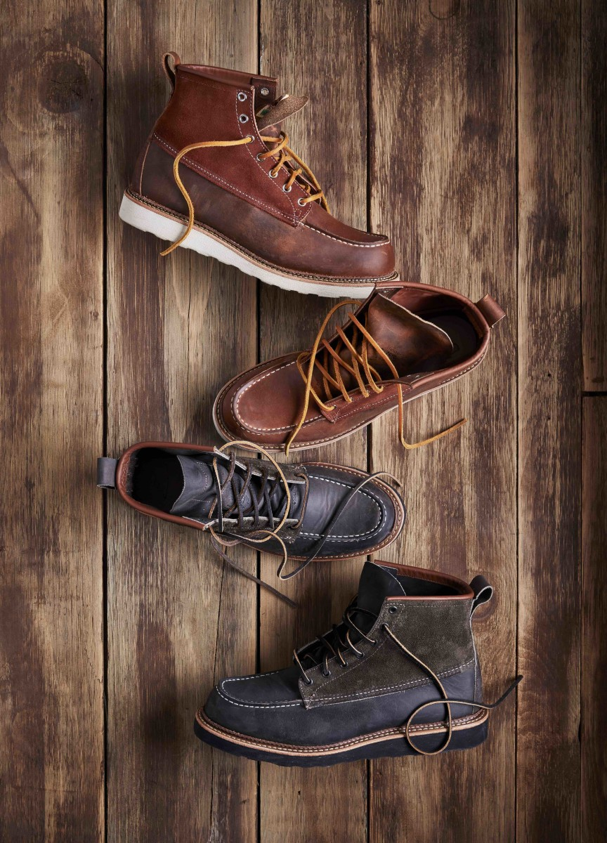 Todd Snyder x Red Wing 877