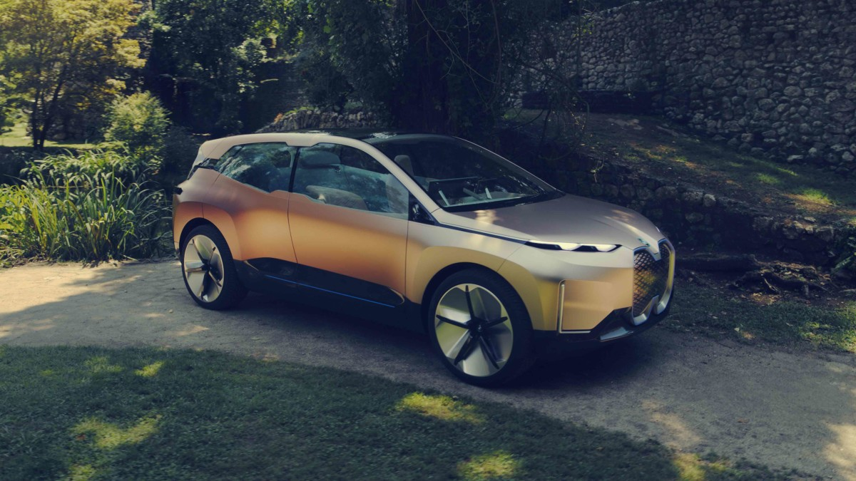 BMWi Vision iNext
