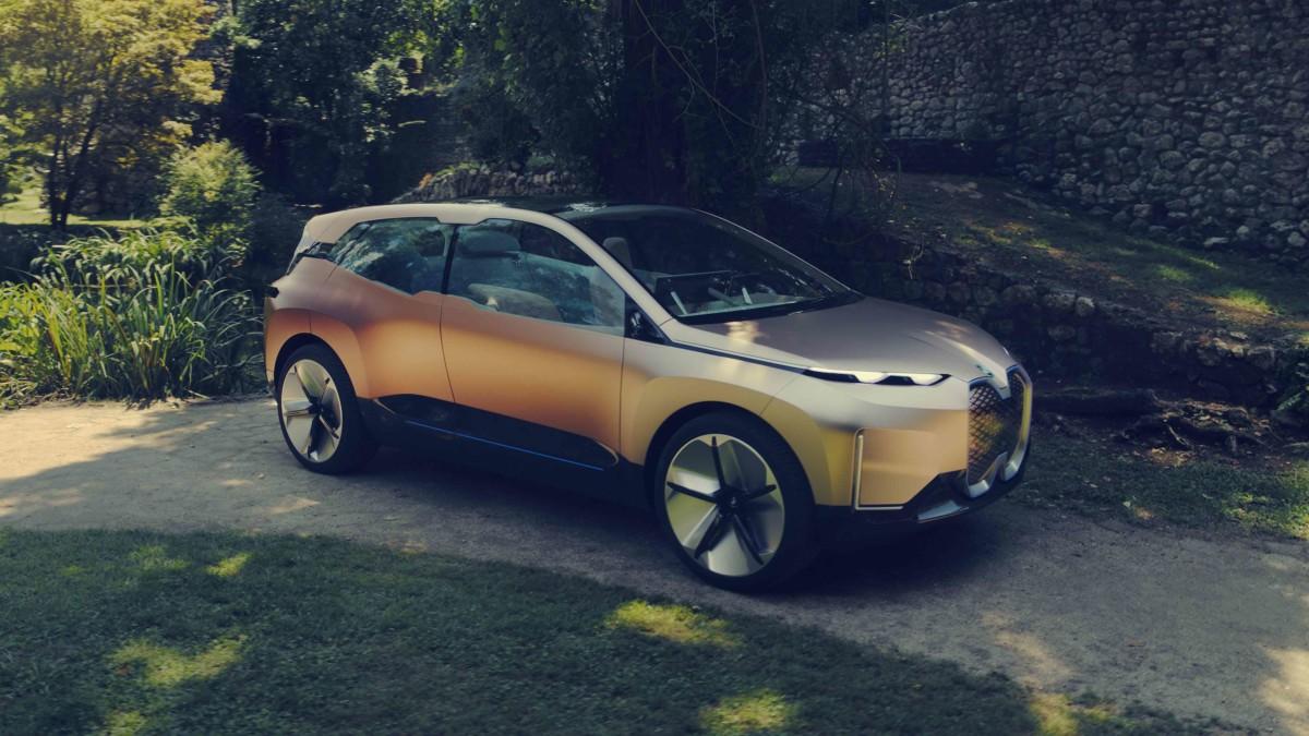 BMWi Vision iNext