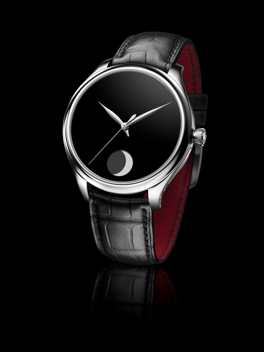 H. Moser & Cie. Perpetual Moon Concept