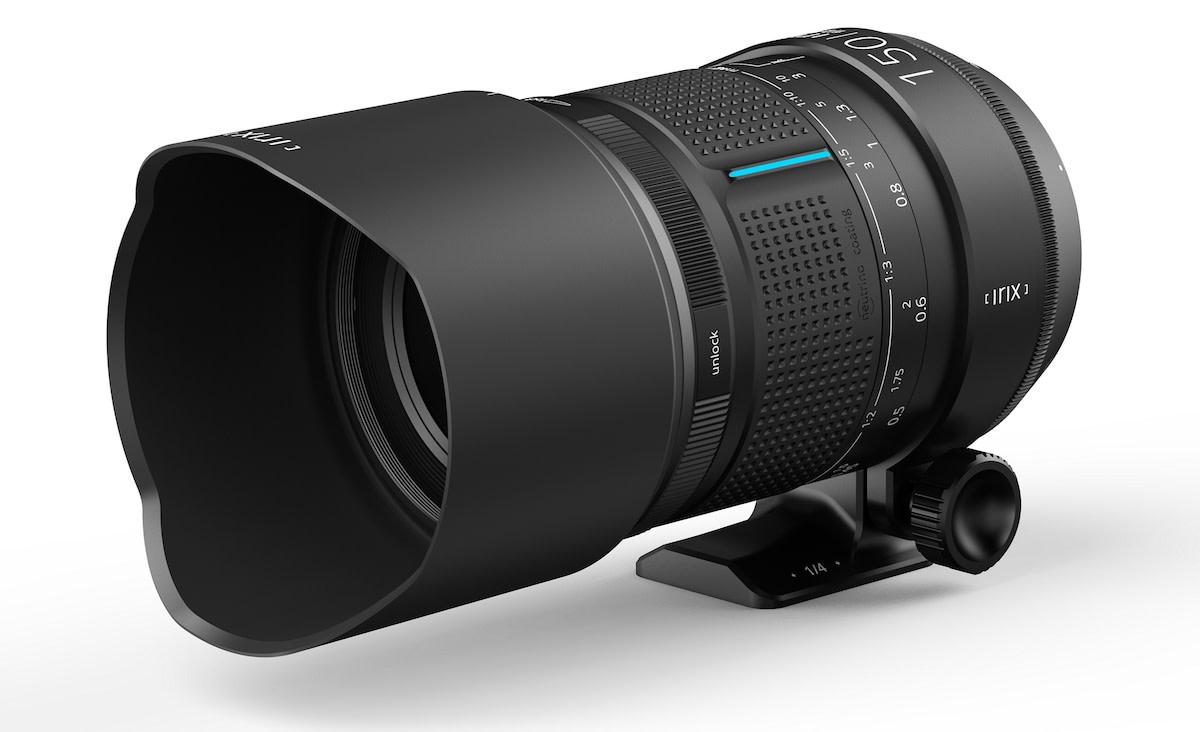 Irix announces its first macro lens