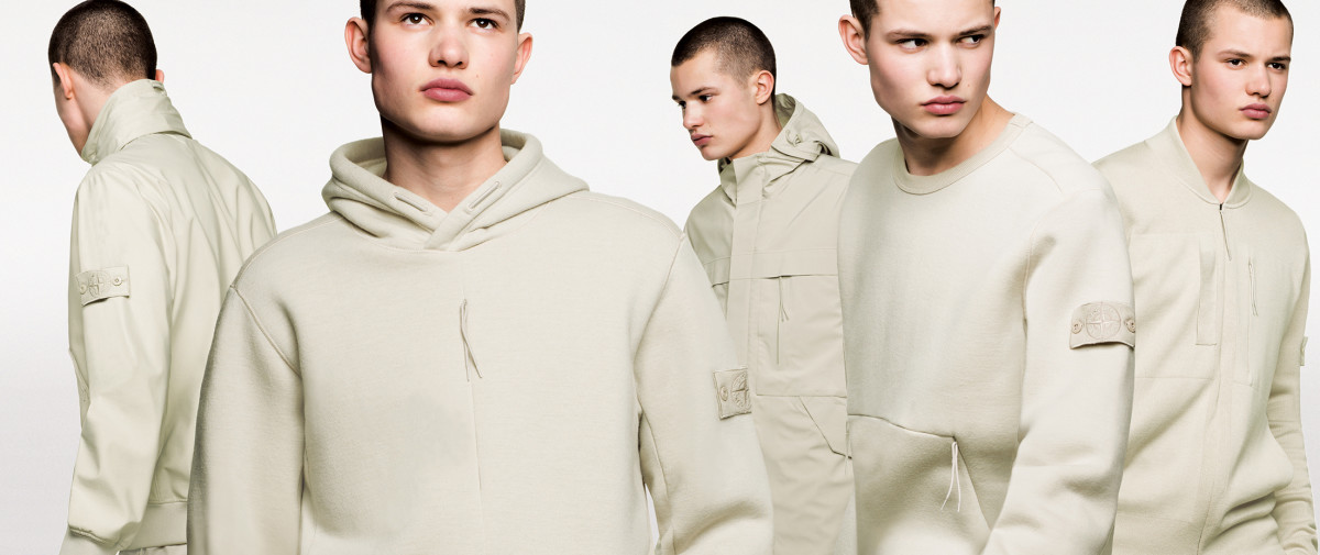 Stone Island Ghost Collection