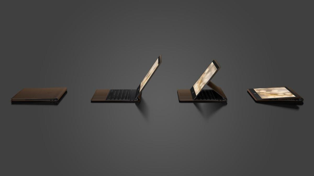 HP Spectre Folio - 4 Positions