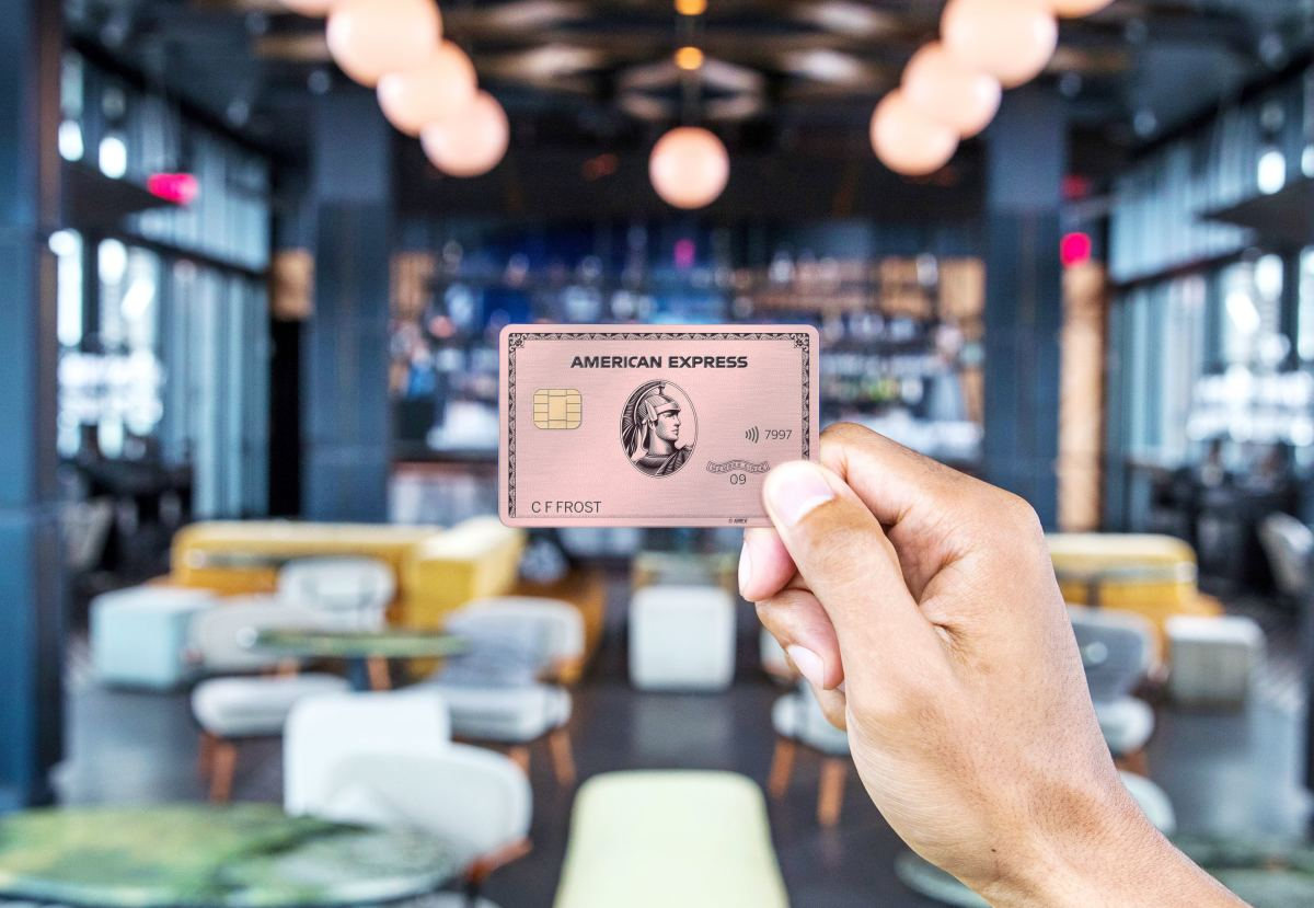 American Express Introduces A New Rose Gold Card Acquire