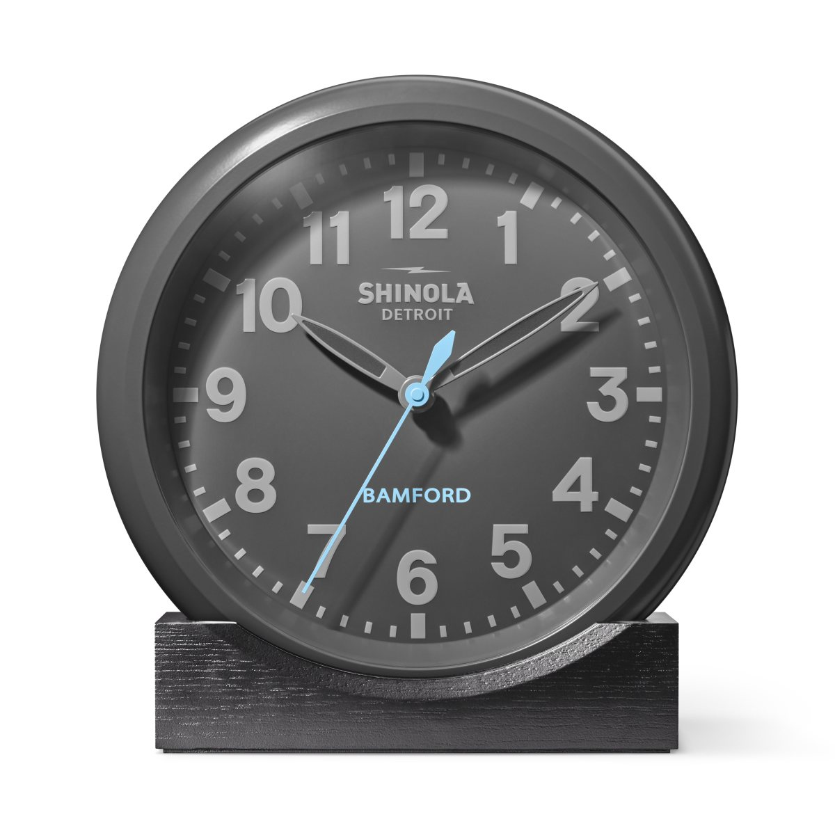Shinola x Bamford Runwell Wall Clock