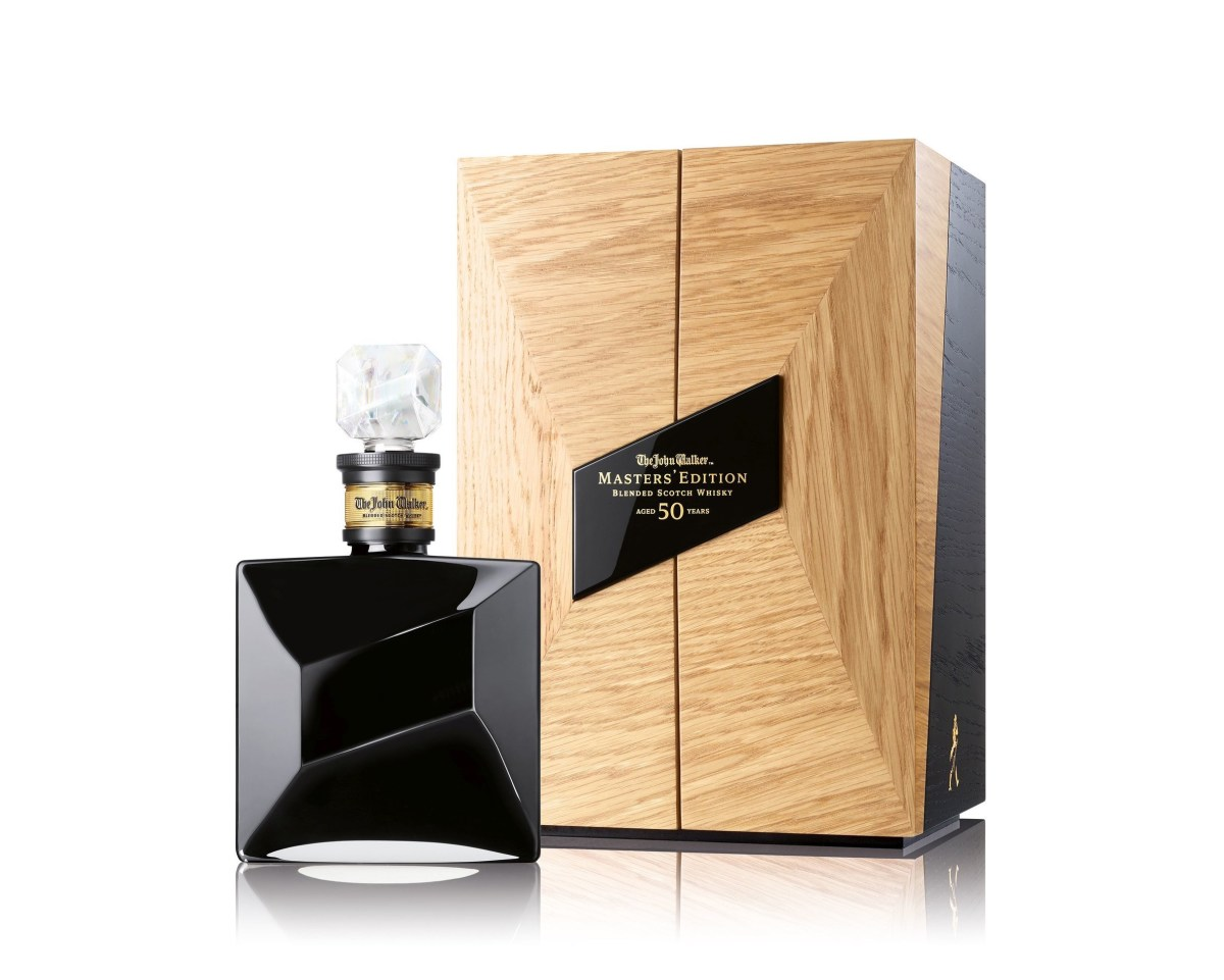 Johnnie Walker John Walker Master's Edition