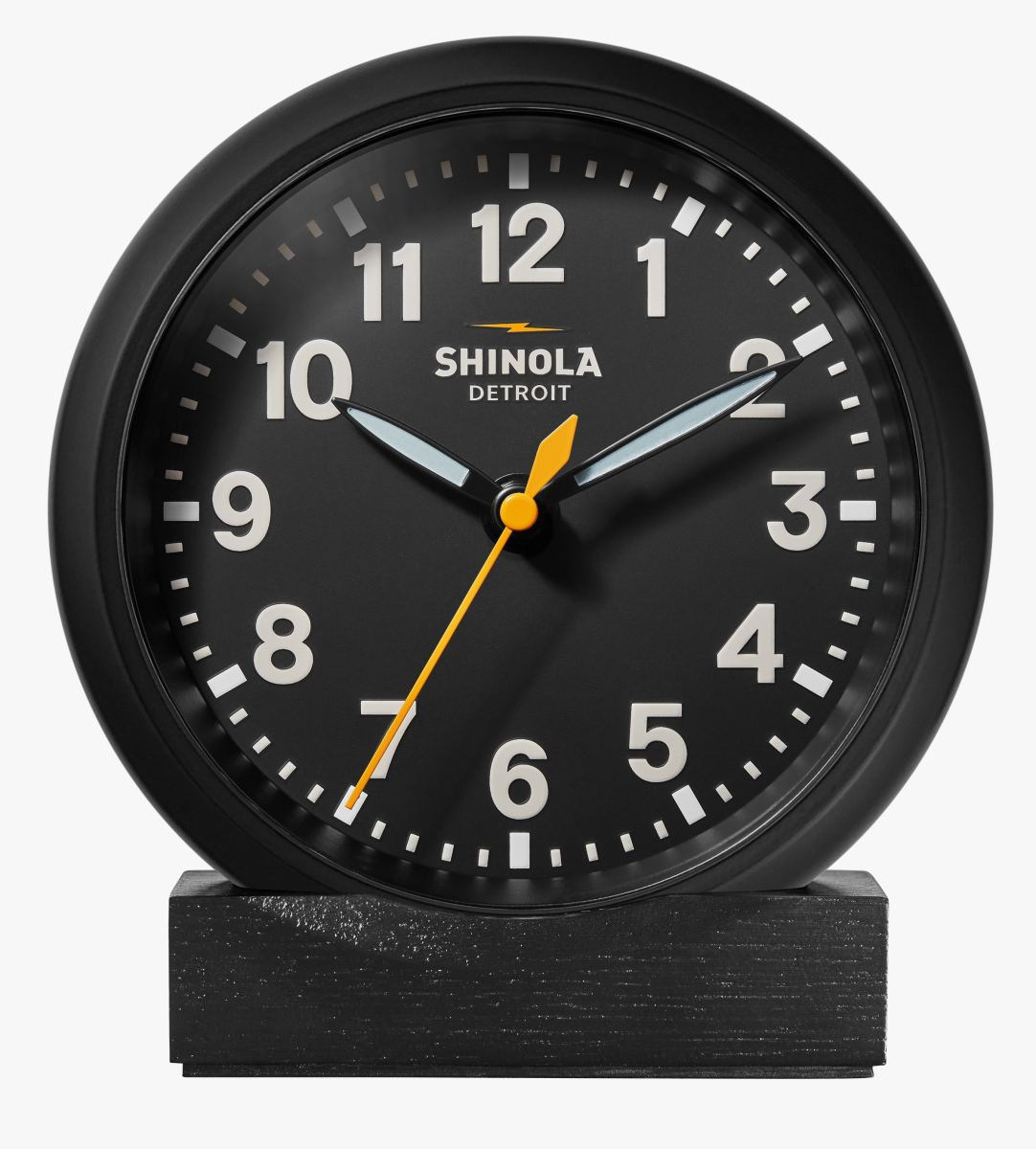 Shinola Desk Clock