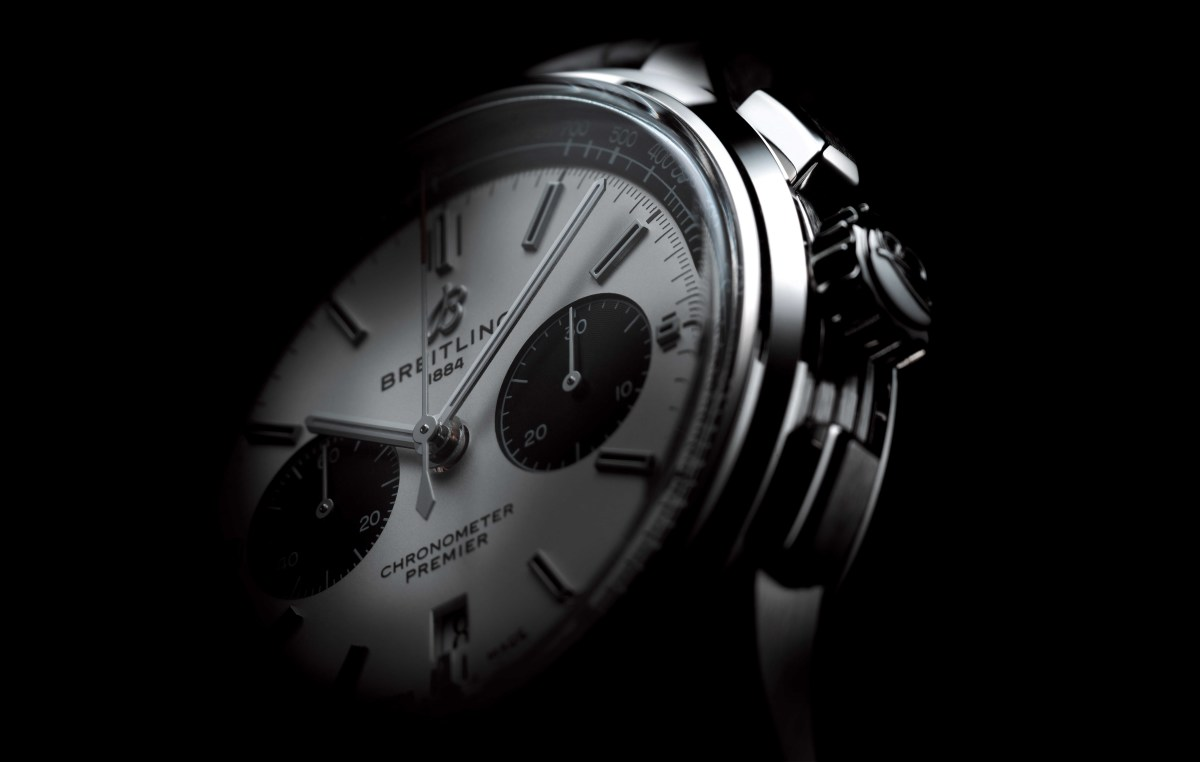 Breitling introduces the Premier collection