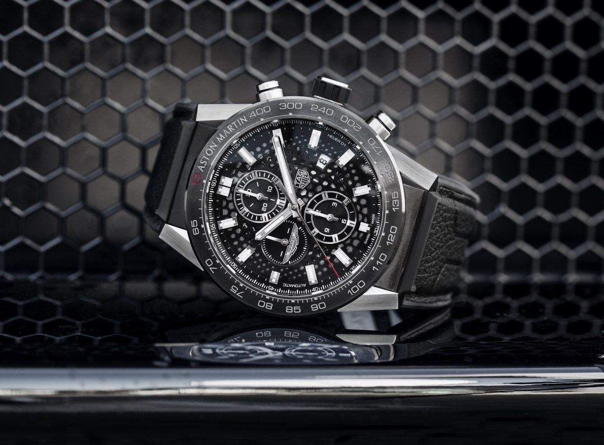 Aston Martin and Tag Heuer release a special edition ...