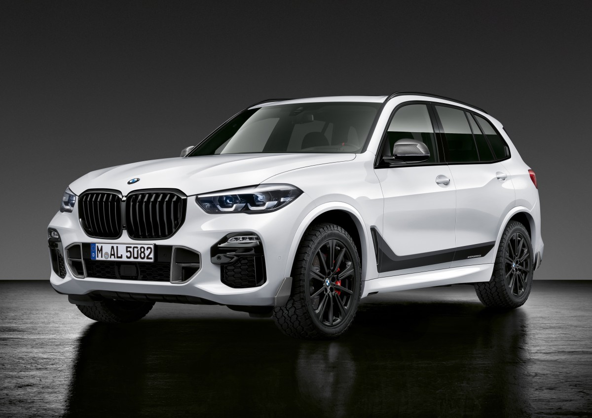 Bmw Previews Its M Performance Pack For The 2019 X5 Acquire