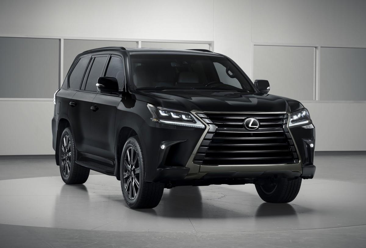 2019 Lexus LX Inspiration