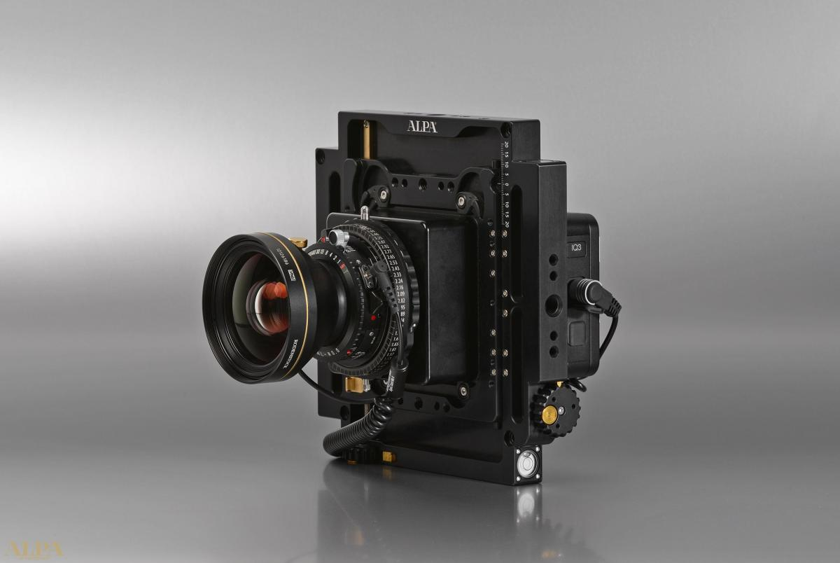 The Alpa 12 Plus is photography at the highest end of the spectrum