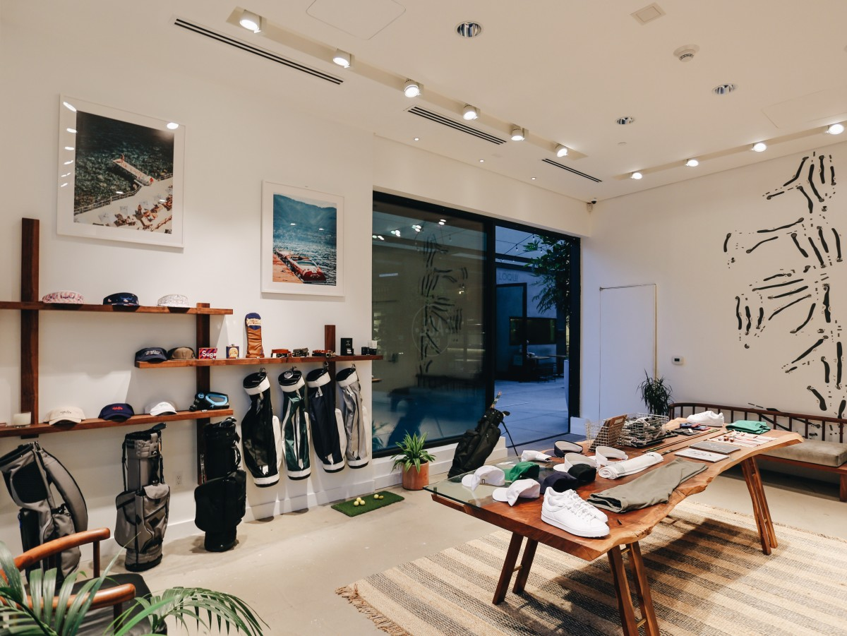 ACL Golf brings a much-needed retail experience to the golf world