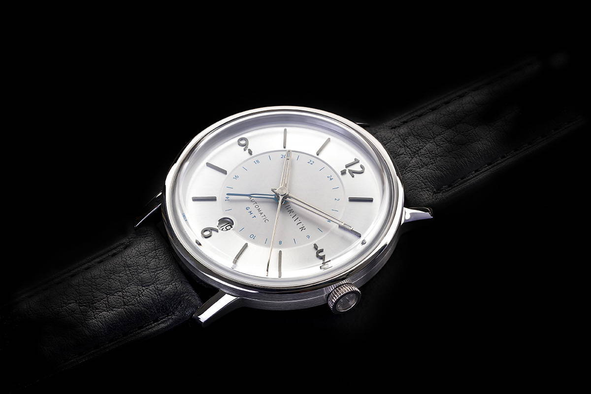 Bravur launches its first GMT