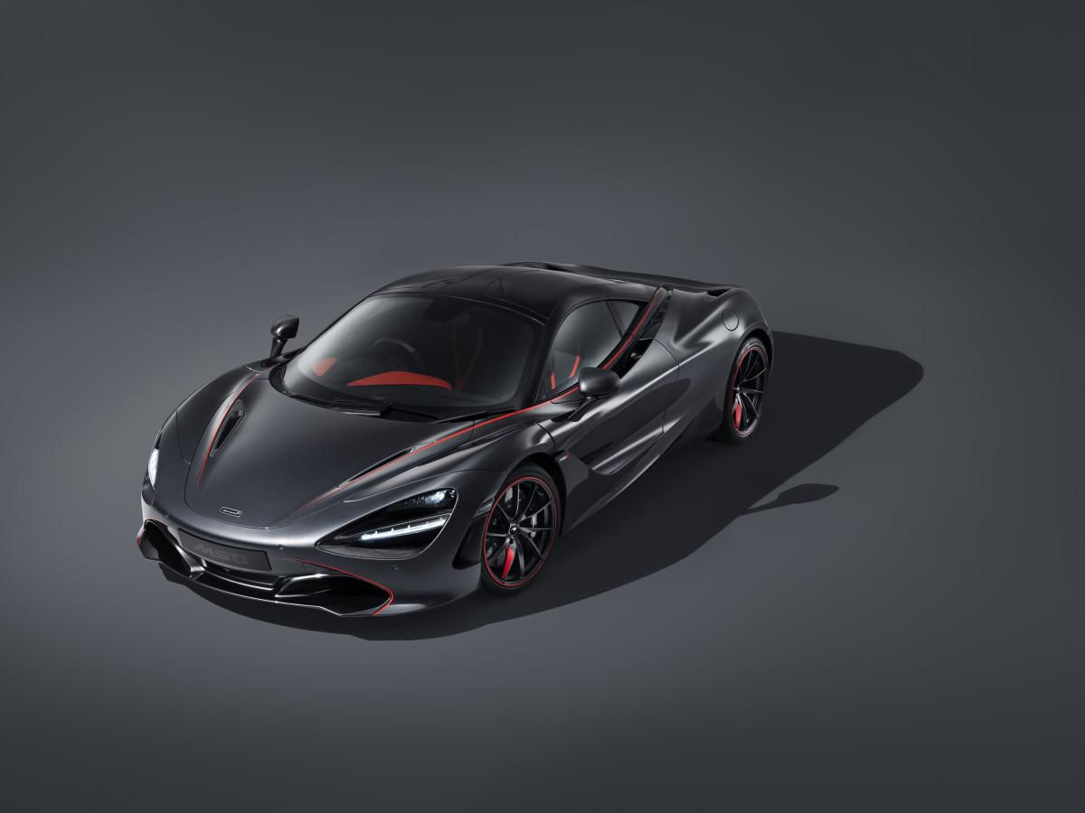 McLaren 720S MSO Stealth
