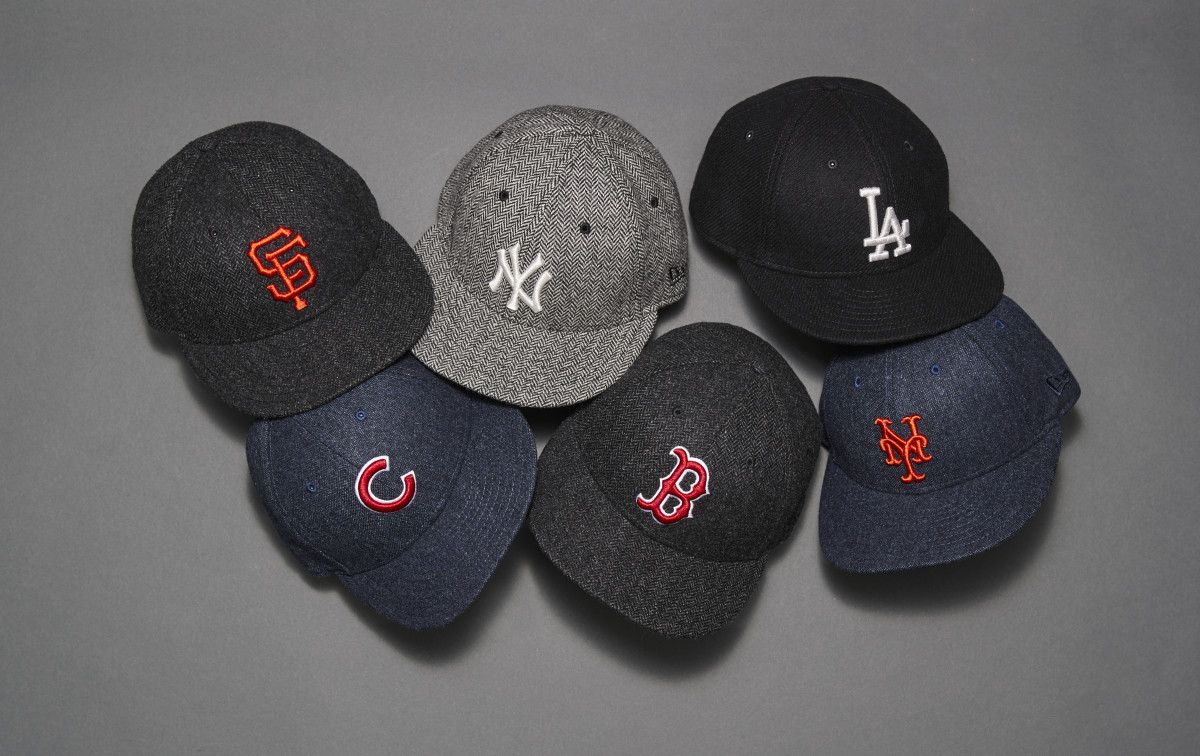 Todd Snyder Fall '17 New Era Caps