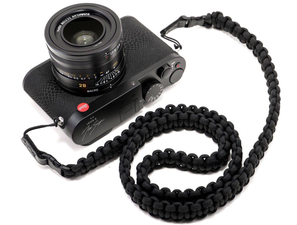 Leica Q Nikki Sixx