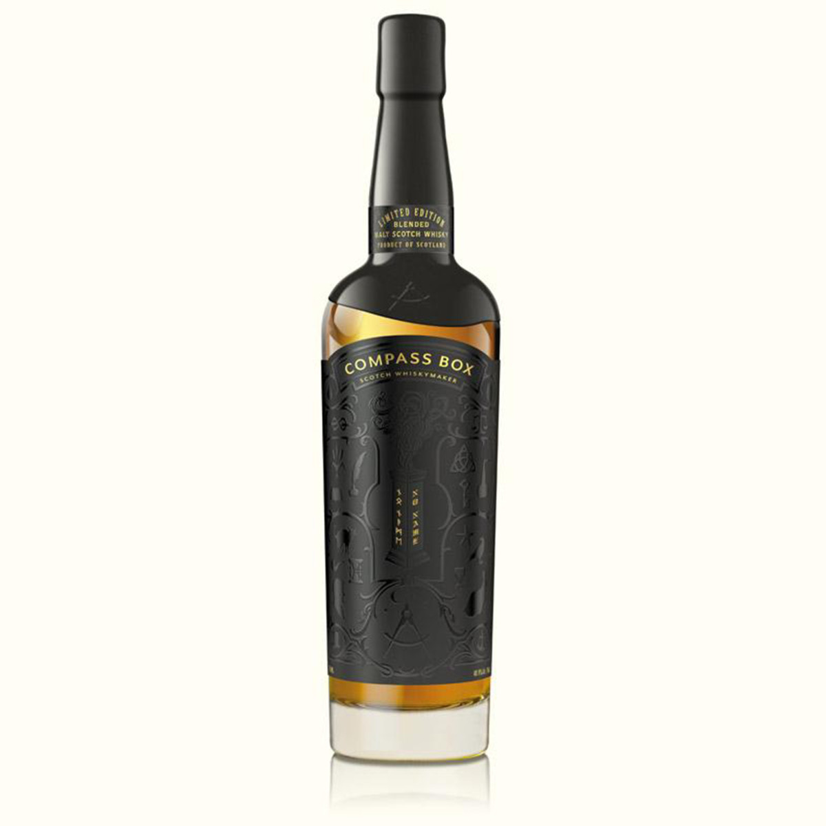 Compass Box Scotch