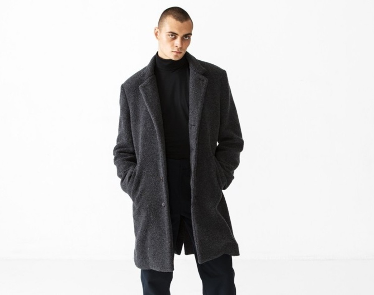 Outlier Strongwool Topcoat