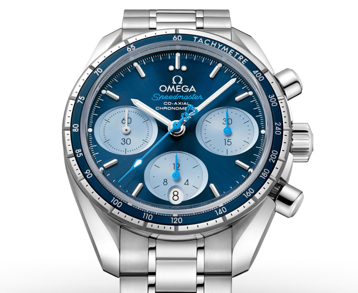 Omega Speedmaster 38mm Orbis
