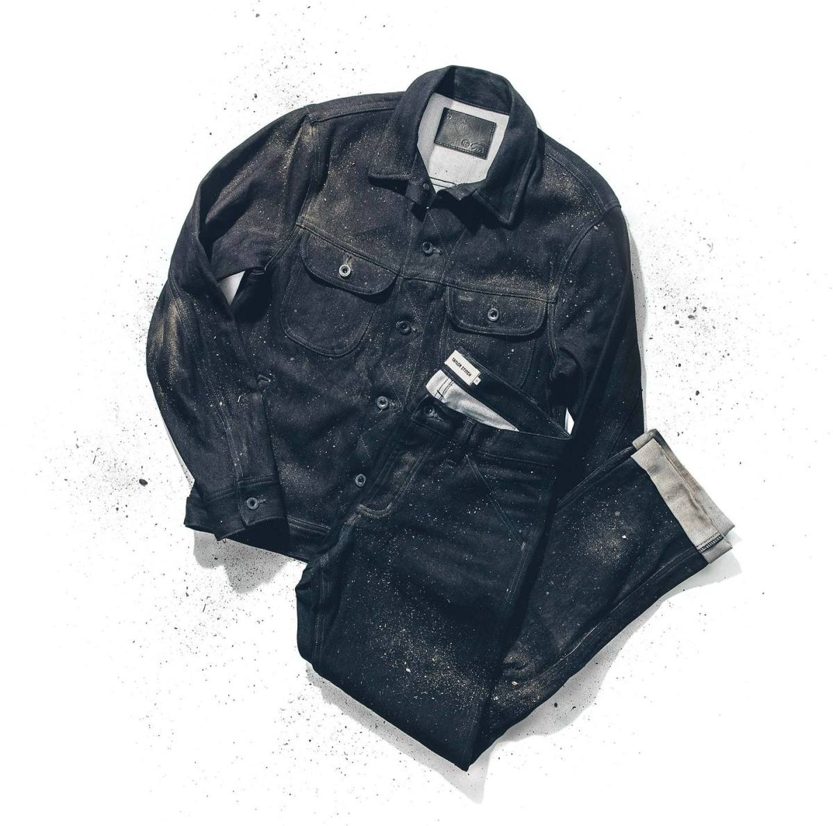 Taylor Stitch Moto Dyneema Collection