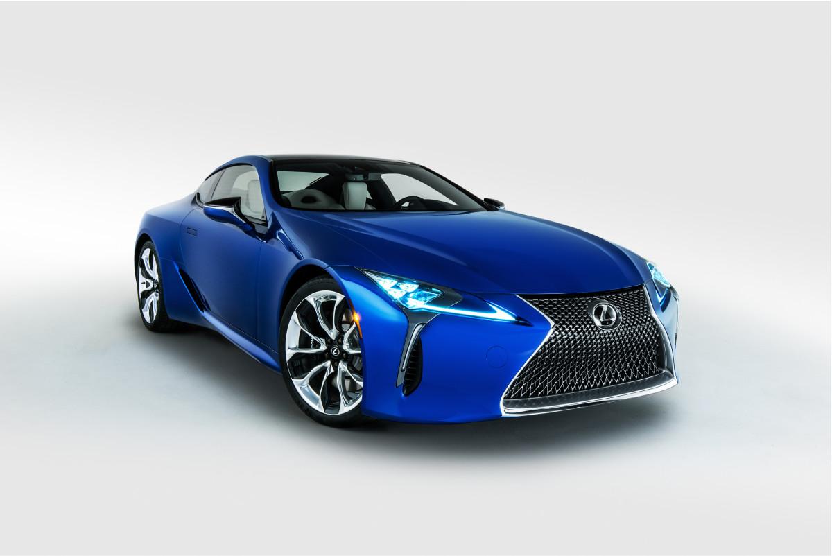 2018 Lexus LC Inspiration Series
