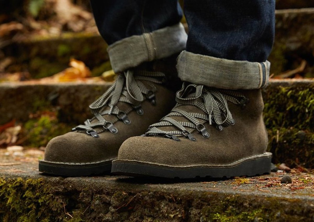 Tanner Goods x Danner Mountain Pass Humboldt