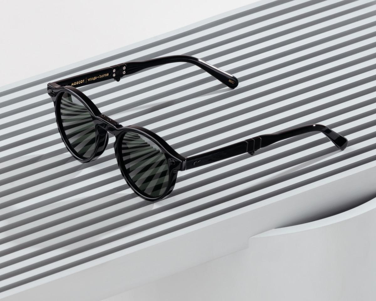 Moscot Miltzen Folding Sunglasses