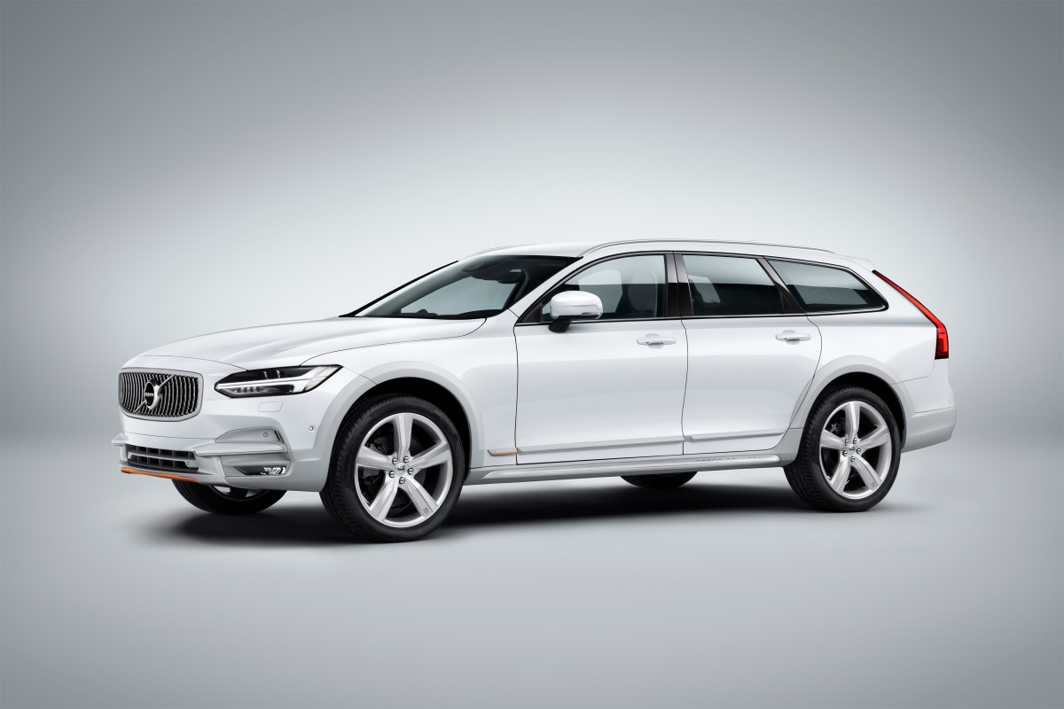 Volvo V90 Cross Country Ocean Race Edition