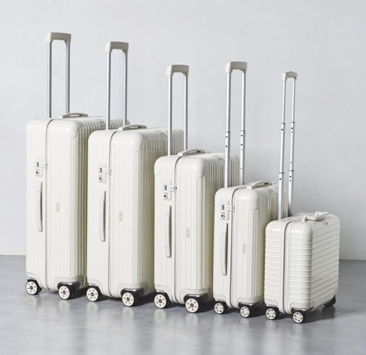 United Arrows Ecru Rimowa Collection