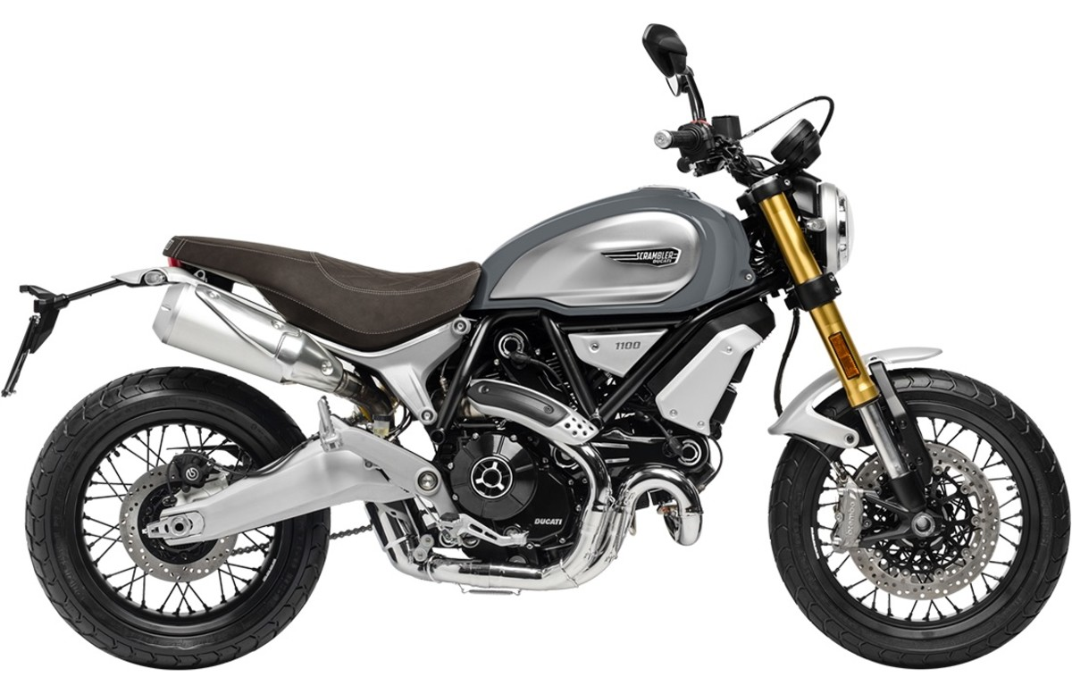 Ducati adds more muscle to its Scrambler line with the new 1100