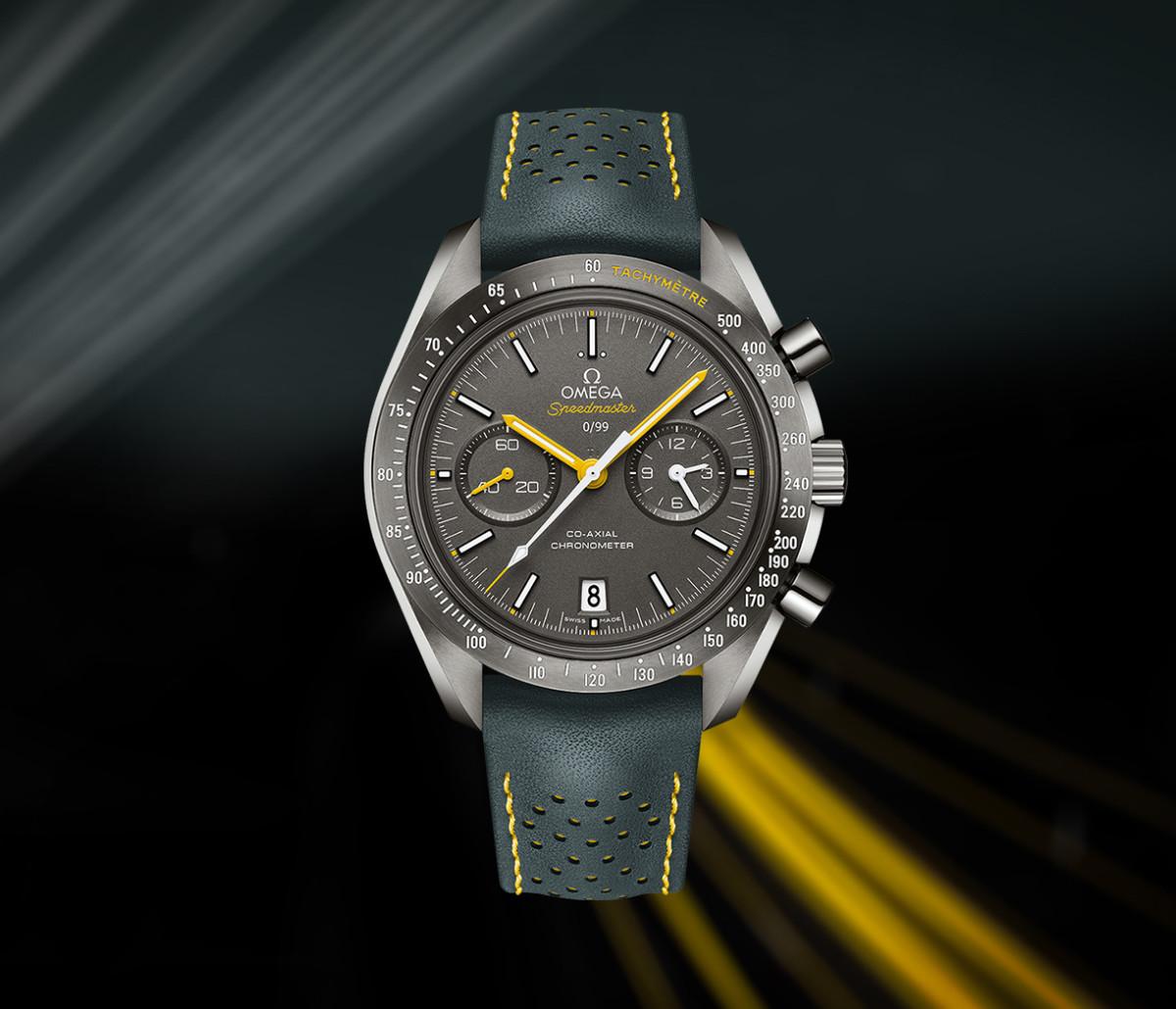 Omega Speedmaster PCA