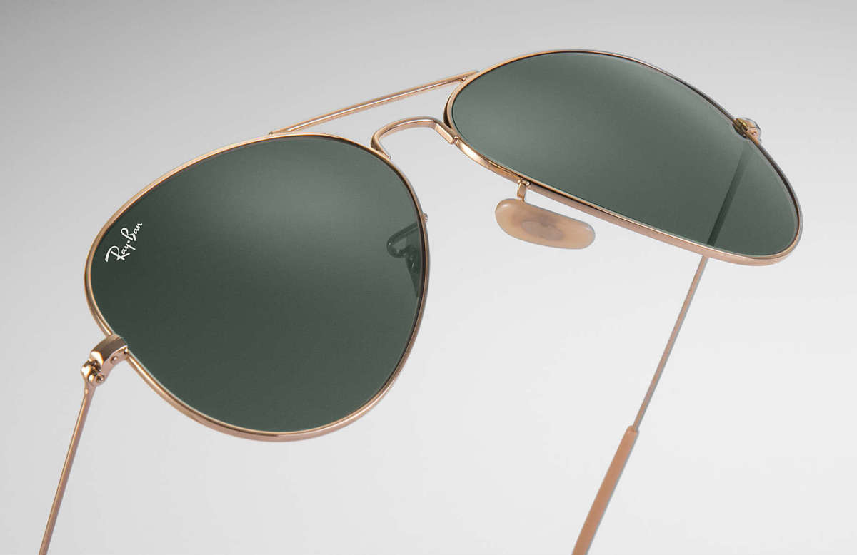Ray Ban Looks To The Original Aviator For Its Limited