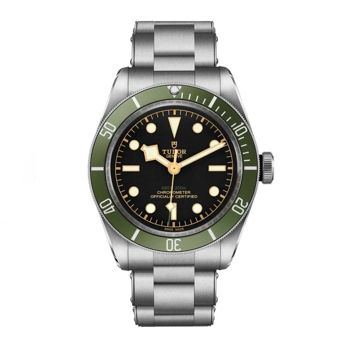 Tudor Black Bay for Harrods