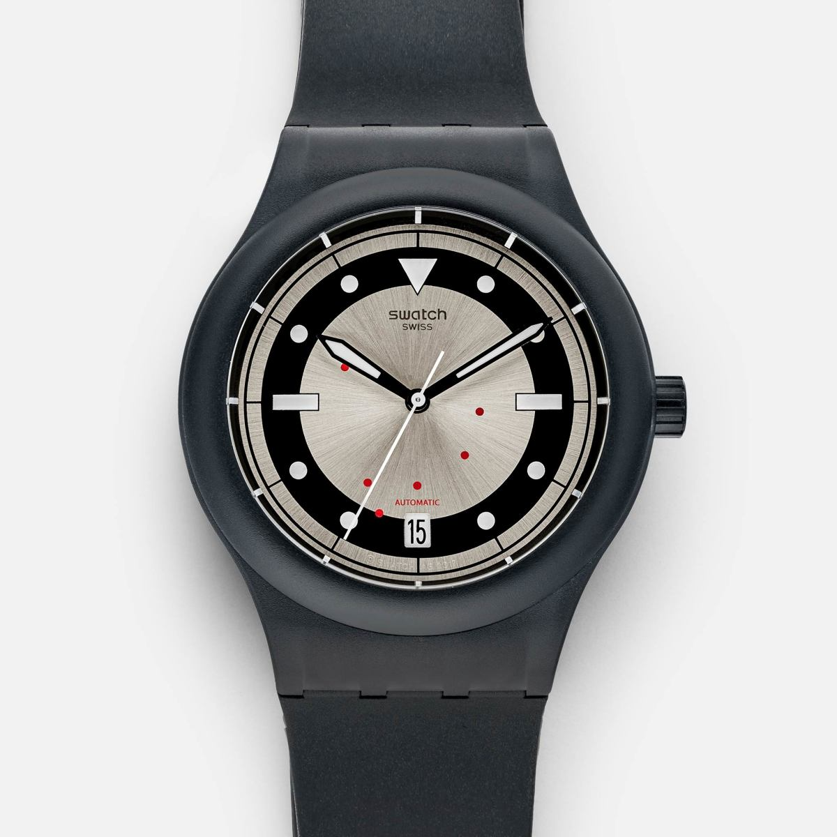 Hodinkee x Swatch Sistem51