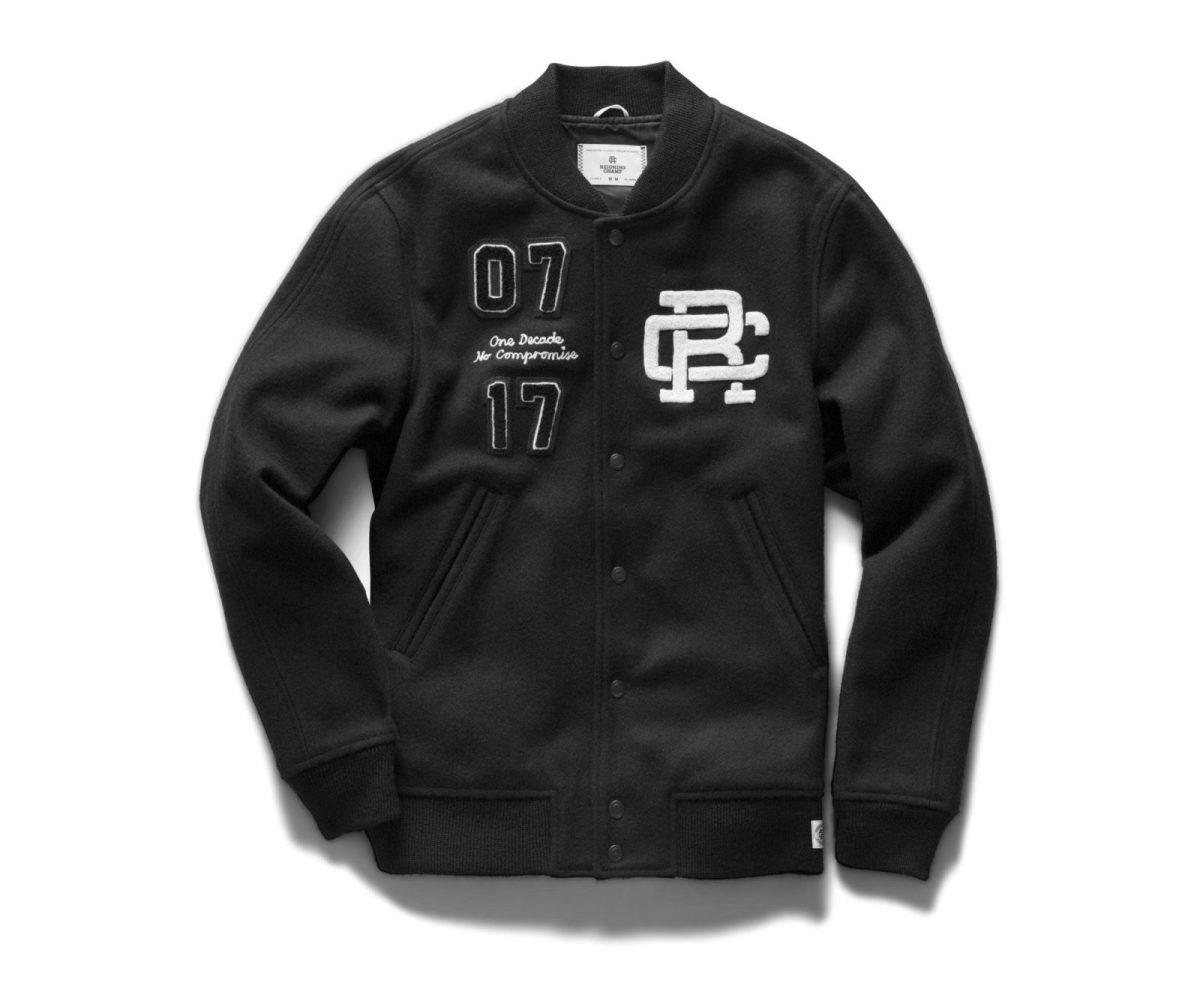 Reigning Champ 10th Anniversary Bomber