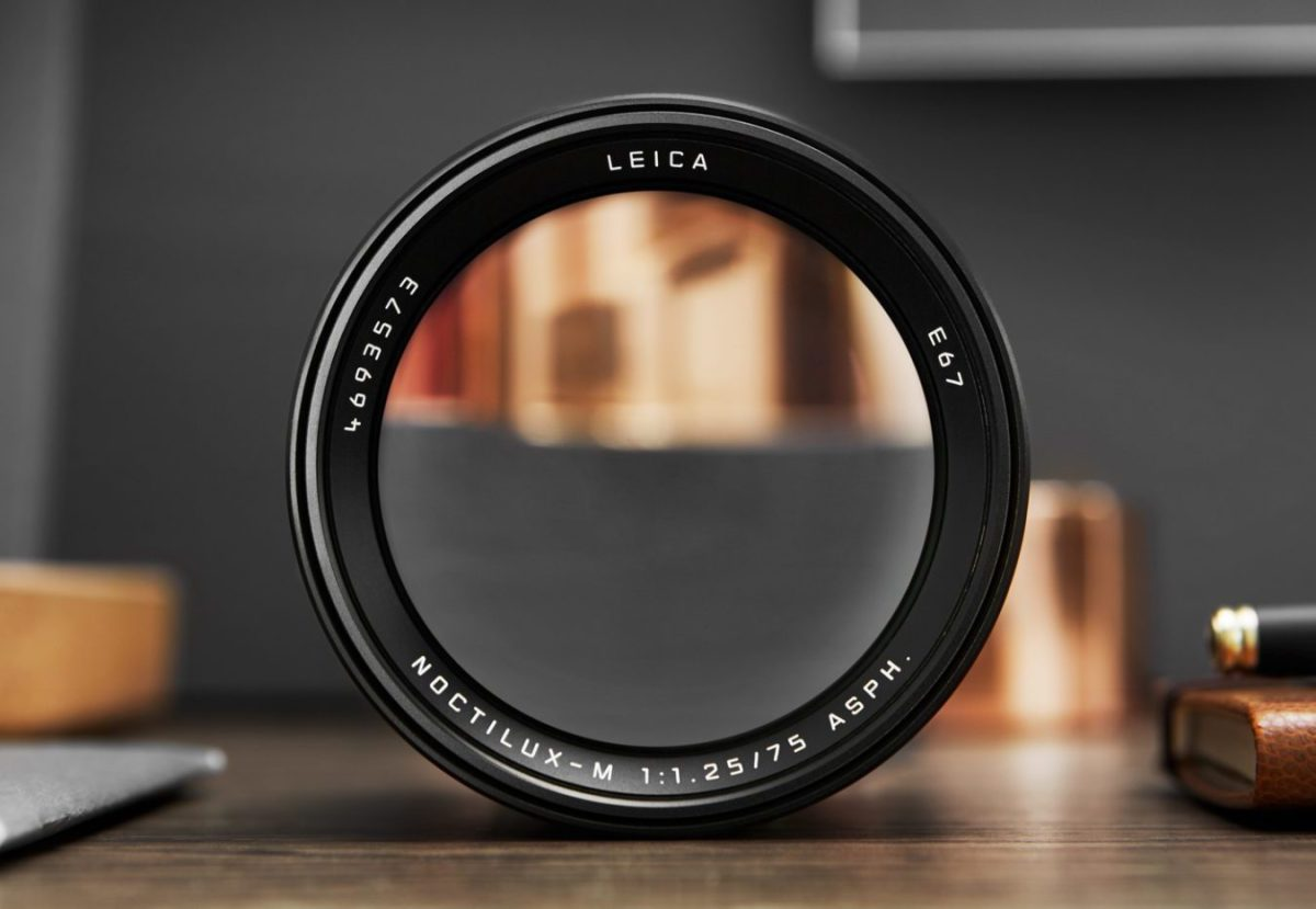 Leica announces a beast of a telephoto, the Noctilux 75mm f/1.25