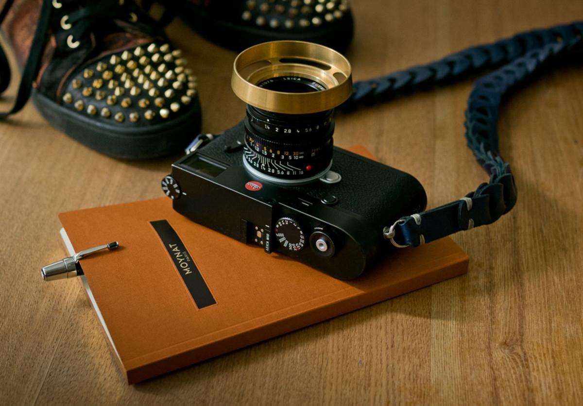 Thorsten von Overgaard Brass Lens Shades