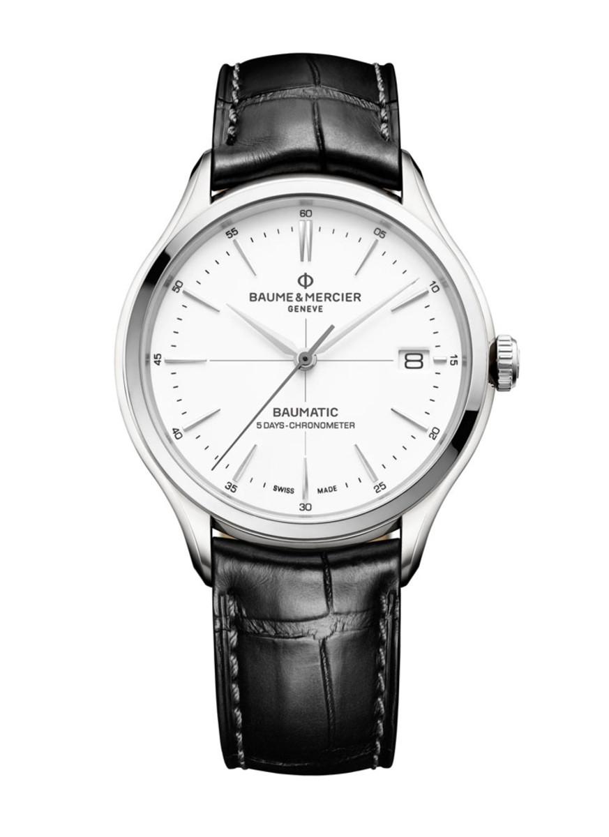 Baume & Mercier Baumatic 5 Days Chronometer