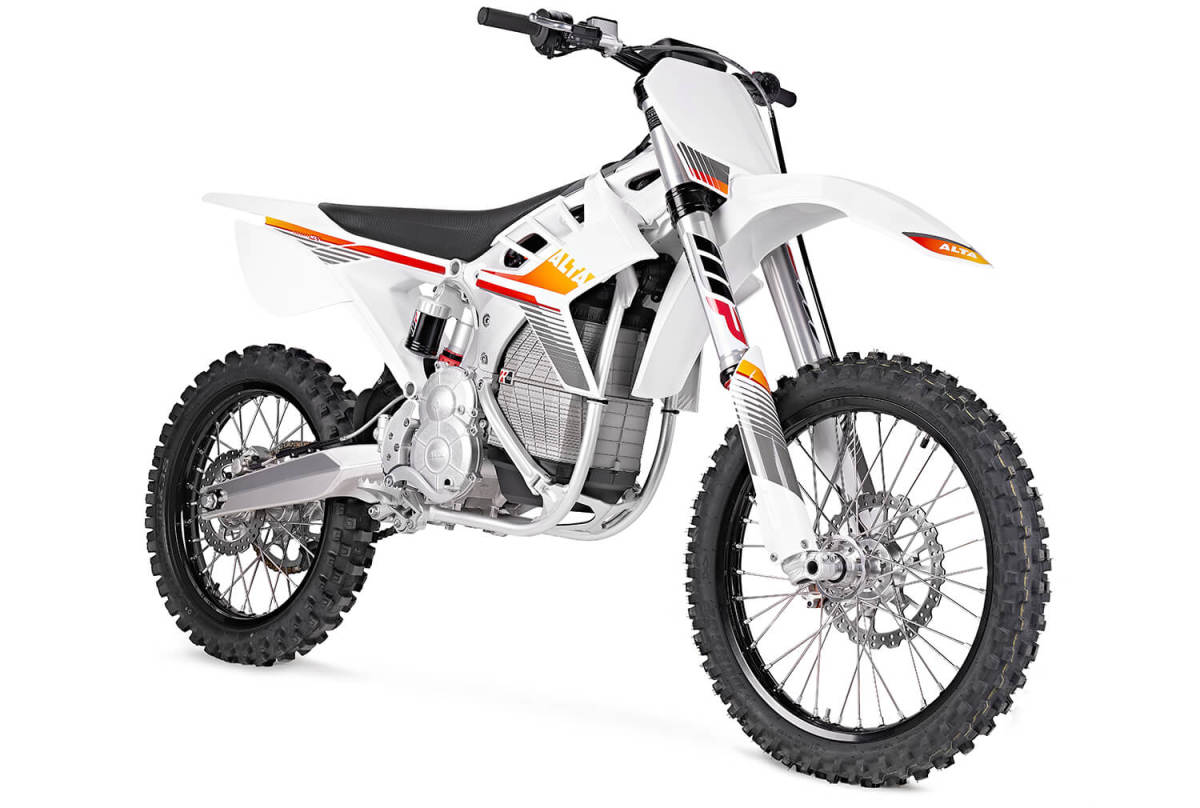 Alta Motors Redshift MXR