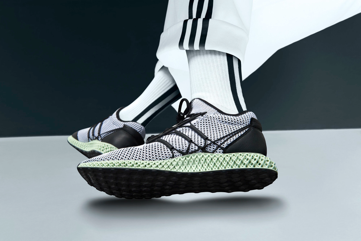 839dff2904ba3 SS18 SM Y3 RUNNER 4D M 344. END. Yohji Yamamoto s Y-3 line for adidas has  always been ...